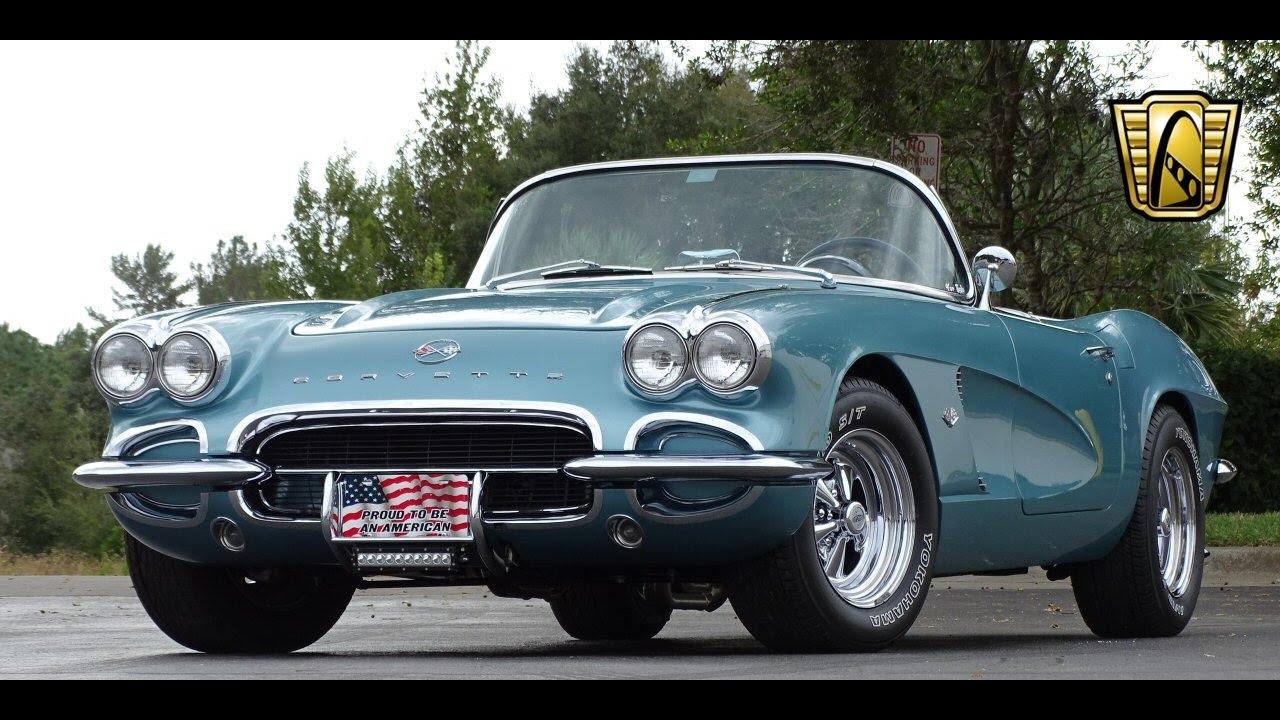 1957 chevrolet corvette for sale on classiccars com 31 - 1962 Chevrolet Corvette Gateway Classic Cars Orlando 628