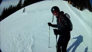 Leogang skiing 2017