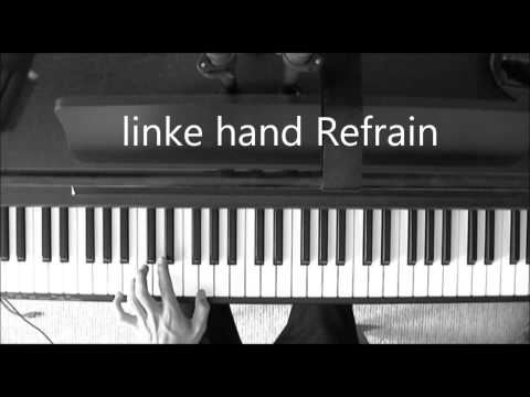 What is love - Kiesza - Piano Tutorial (HD)
