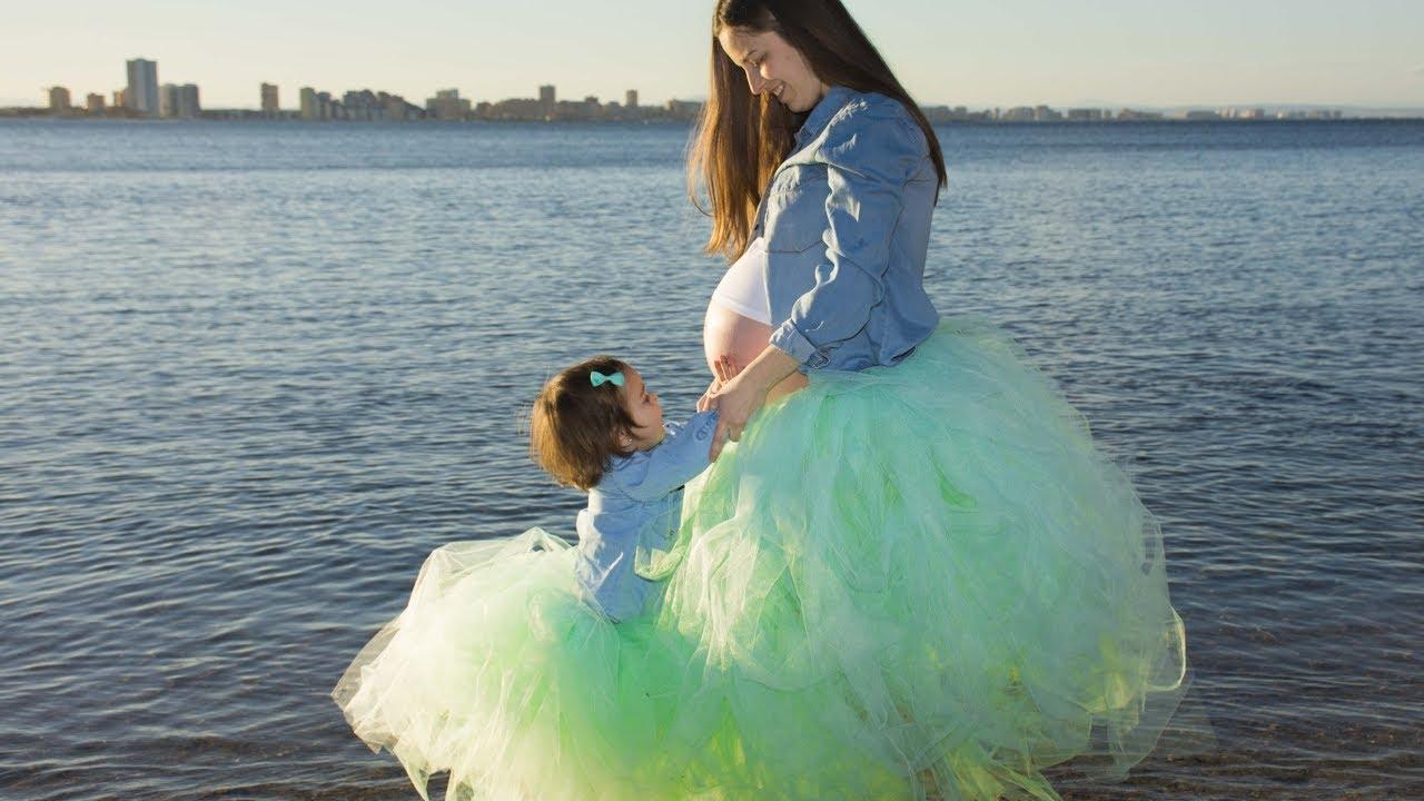 al por mayor online último estilo cupón doble DIY: TUTU / Como hacer un tutu para embarazada sin coser