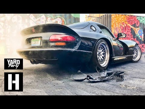 A Dodge Viper as a Beater?? Lamborghini Drivers Redemption