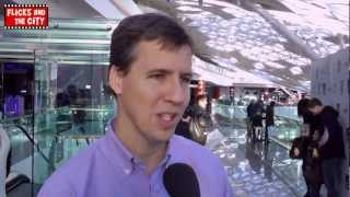 Diary of a Wimpy Kid 3: Dog Days Interview - Jeff Kinney