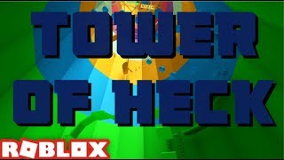 ROBLOX | TOWER OF HECK | 1 HOUR | PLAYING WITH SUBS | 1.7k | LIVE