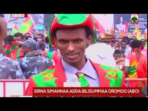 Sirna Simannaa Waraana Bilisummaa Oromoo (WBO)