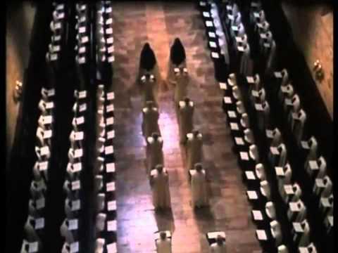 Canto delle Monache  Benedettine - Primo tempore