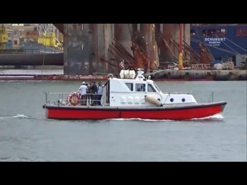 ⚓ shipspotting Valletta/Malta: Offshore Crew Boat SEA EXPRESS II MMSI 249000872