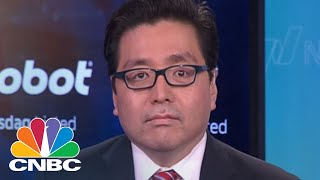 In The Battle Between Bitcoin And Bitcoin Cash, Fundstrat's Tom Lee Says