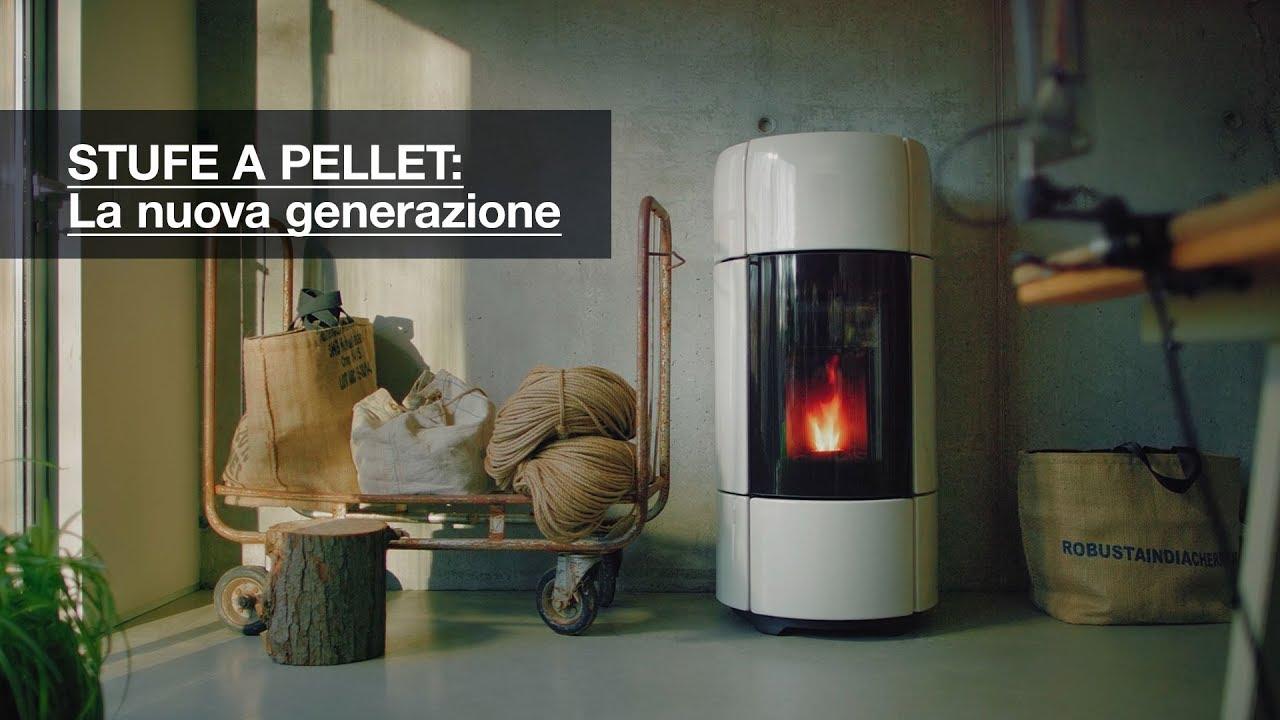 stufe a pellet mcz la nuova generazione youtube ForStufe A Pellet Dz