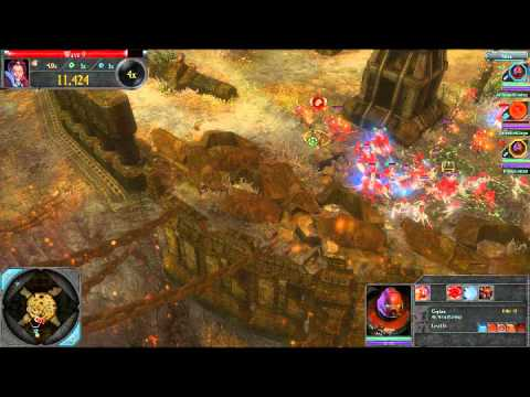 How to make it to level 20 in Last Stand, glitch,  Dawn of war 2 |