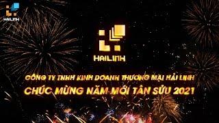 Hải Linh chúc mừng năm mới Tân Sửu 2021