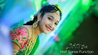Sritha Half Saree function.. thumbnail