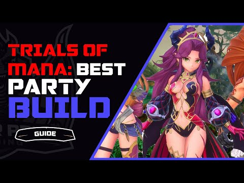 Trials of Mana Getting Started Guide   New Player Guide