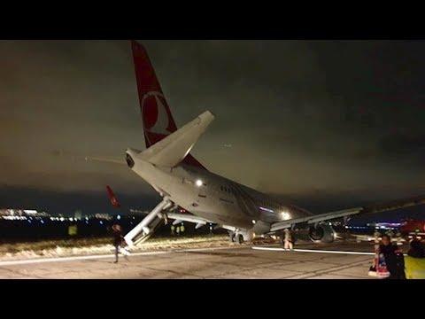 Названа причина ЧП с самолетом в аэропорту Одессы