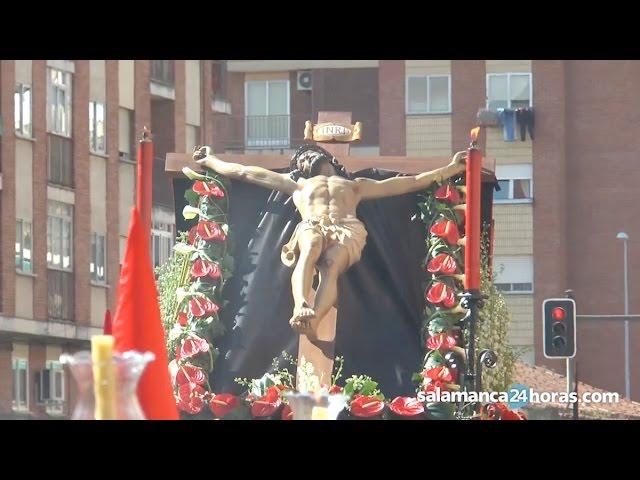 Semana Santa Salamanca 2017 | Procesión del Cristo de la Vela
