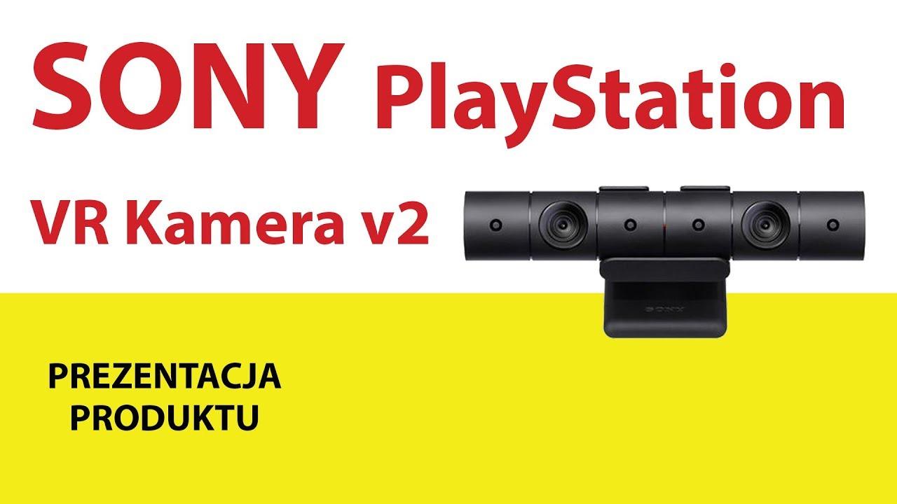 9a8e171b72ab98 Kontroler SONY PlayStation VR Kamera v2 - ceny i opinie w Media Expert