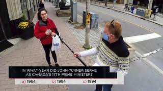 In what year did John Turner serve as Canada's 17th Prime Minister? | Outburst