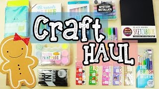 Blogger mail - CRAFT  STATIONERY HAUL + DIY Christmas Decorations