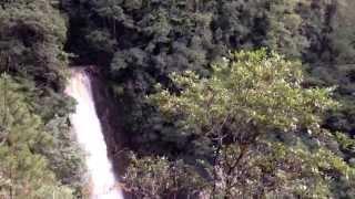 Marcala La Paz Cascada El Chiflador Honduras.