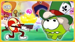 Детский уголок | Kids'Corner * Ам Ням Приключения - Безумное Чаепитие в Стране Чудес * игра мультик