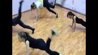 видео детских танцевальных коллективов