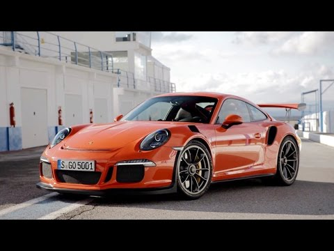 neuer porsche 911 gt3 rs youtube. Black Bedroom Furniture Sets. Home Design Ideas