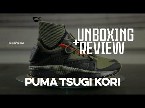 UNBOXING+REVIEW - Puma Tsugi Kori - YouTube