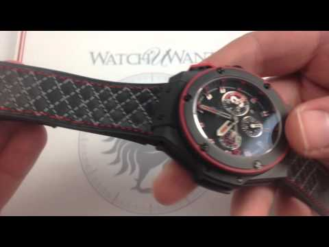 Hublot King Power Dwyane Wade Luxury Watch Review