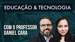 Daniel Cara e Thabata Ganga: A desigualdade no acesso à tecnologia e seu impacto na educação