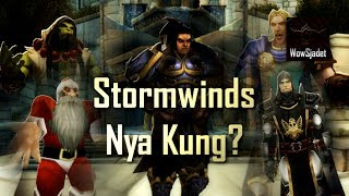 Stormwinds Nya Kung? (WoW Svensk Machinima)