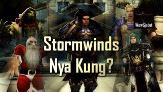 Stormwinds Nya Kung? (WoW Svensk Machinima)