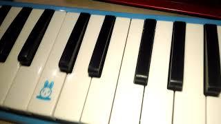 Lagu kebangsaan timor leste pianika tutorial