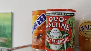 Ovomaltine - Wander about the business location Switzerland and its export business