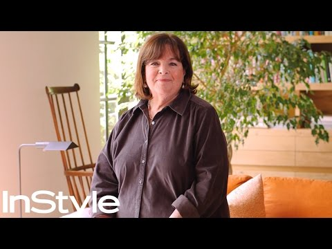 How To Plan The Perfect Thanksgiving W/ Ina Garten |InStyle