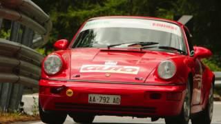 Cesana Sestriere 2017 - Porsche 964 RS 1991 - Simone Bertolero