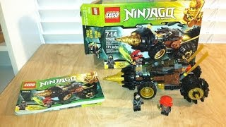 Lego Ninjago Masters of Spinjitzu Review