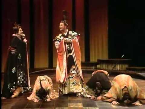 The Mikado   Act II