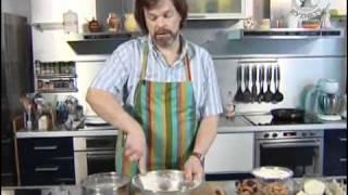 Мужская еда Морковный кекс ч1
