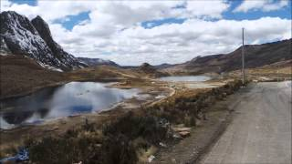 Peru Andes Mountains 2014 part 1