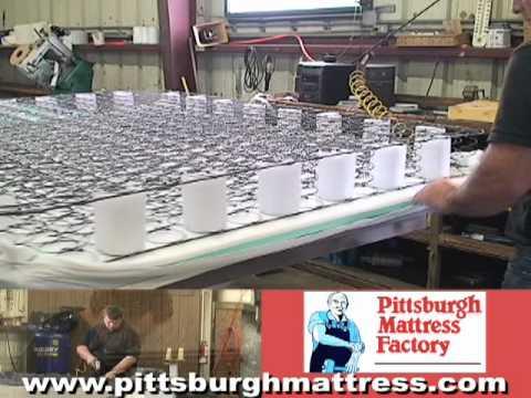 Pittsburgh Mattress Factory Beds Ellenton Fl 34222 Youtube