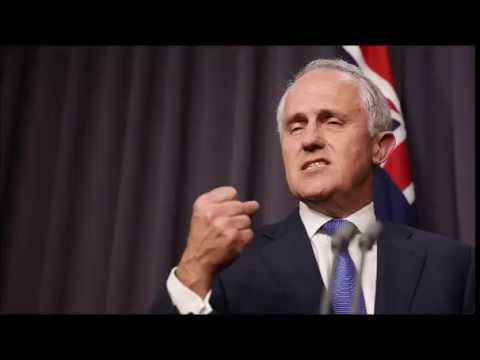 Pinnacle of douchedom - Malcolm Turnbull