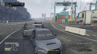 GTA Online contact missions 'Stocks & Scares' Lester's Double $'s & RP missions.