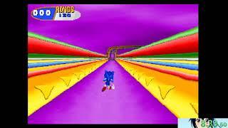 Sonic 3D Blast: Good Ending (1:23:30) *PC*