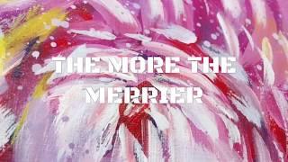 THE MORE THE MERRIER - Chrysanthemums - Timelapse Art Video -By HSIN LIN ART/ @Helloinnerpeace