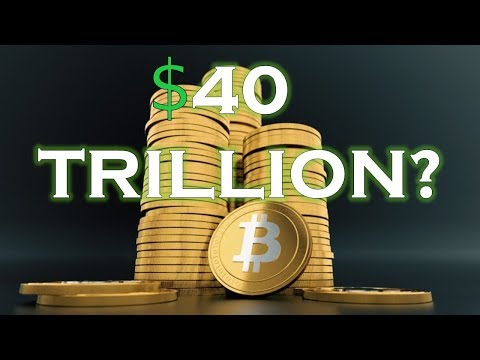 $40 TRILLION CRYPTOCURRENCY MARKET CAP??? Bitcoin Reaches 17 Million Mined! MyEtherWallet Hack!