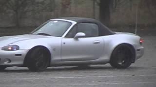 Mazda mx5 Drifting