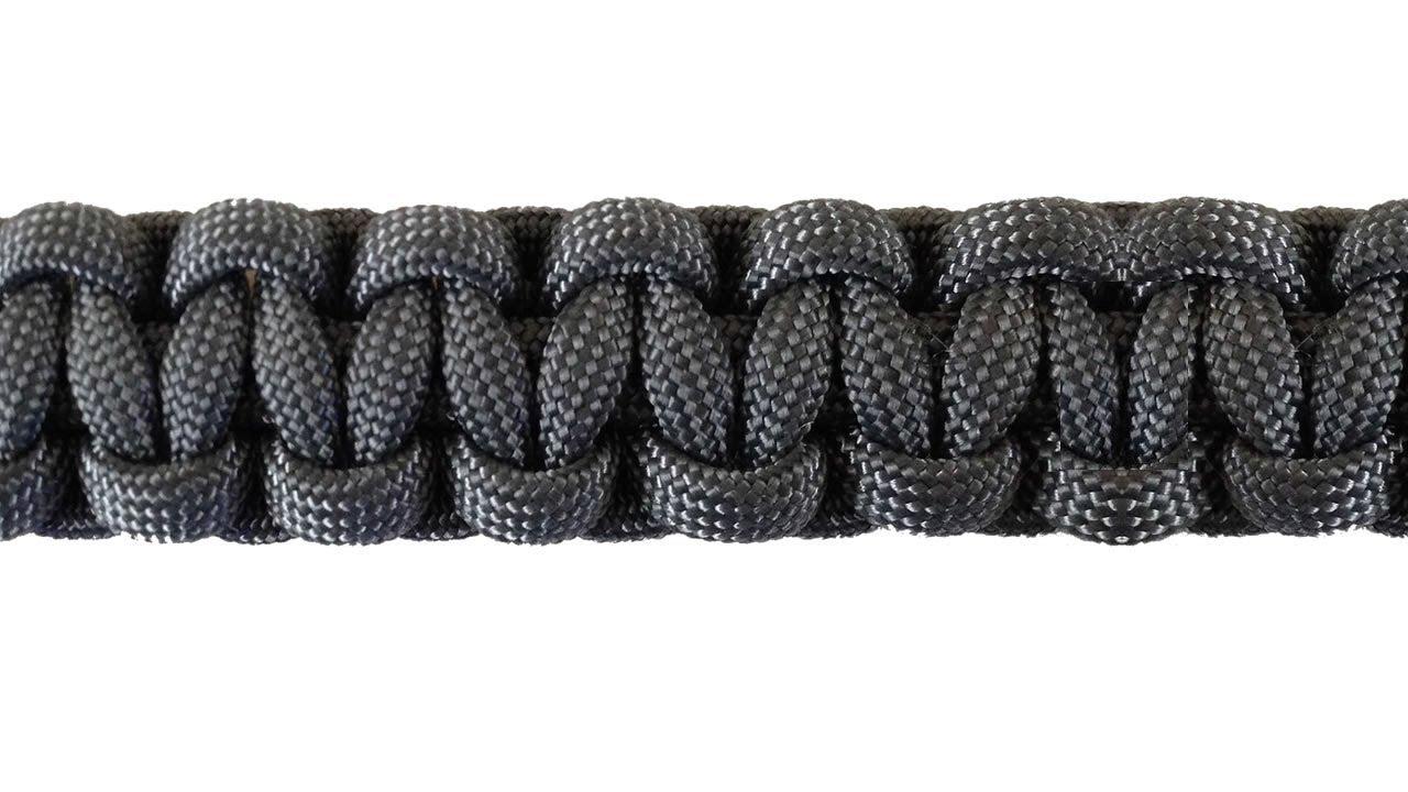 Très TUTO] Bracelet de Survie en Paracorde N°1 - COBRA - YouTube XG93
