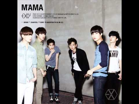 MAMA EXO-K - Official version [DL MP3]