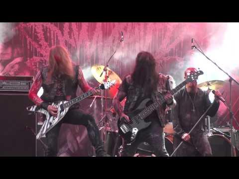 BLOODBATH live @ BRUTAL ASSAULT 2015.
