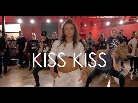 Chris Brown  Kiss Kiss  Choreography  Alexander Chung