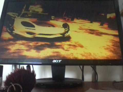 NFSMW CAR MAKING AND POLICE CHASE